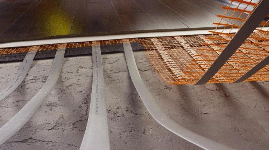 sol-chauffant.fr - sol chauffant électrique pour plancher chauffant